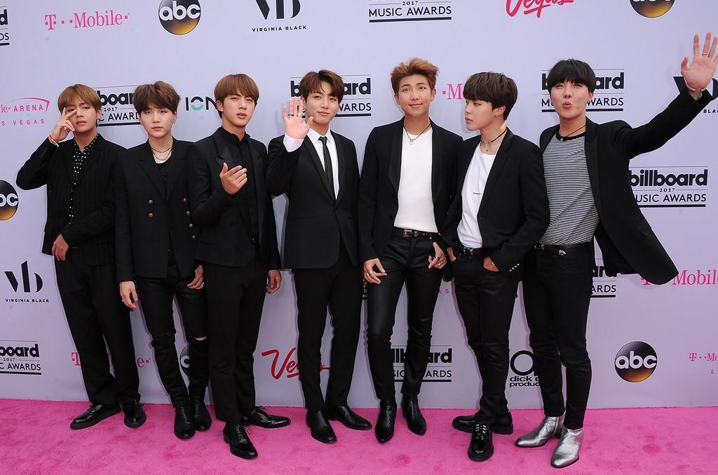 BTS es nominado a los premios Billboard Music Awards 2020