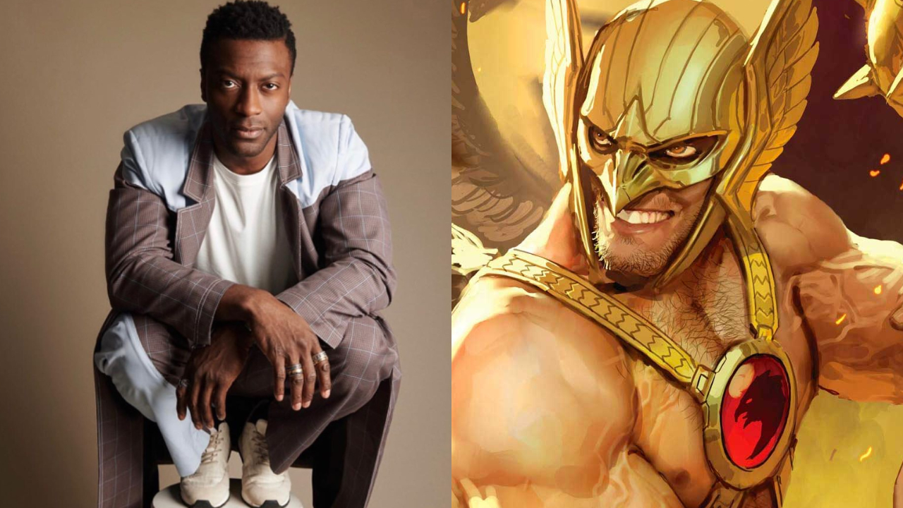 Aldis Hodge actuará en Black Adam