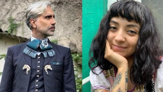 Alejandro Fernández y Mon Laferte harán colabroación