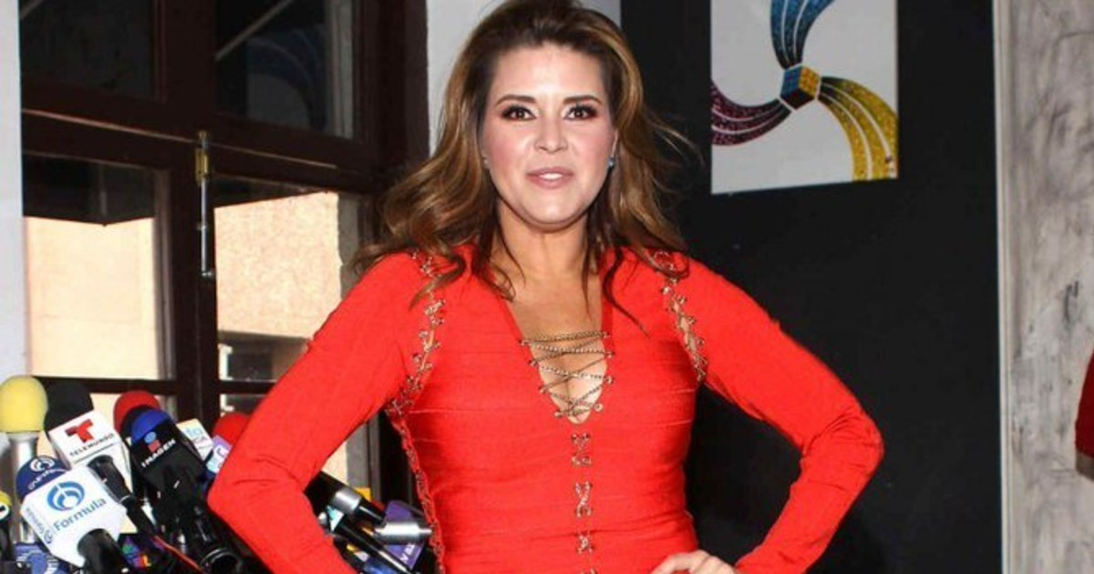 Alicia Machado volverá a Playboy