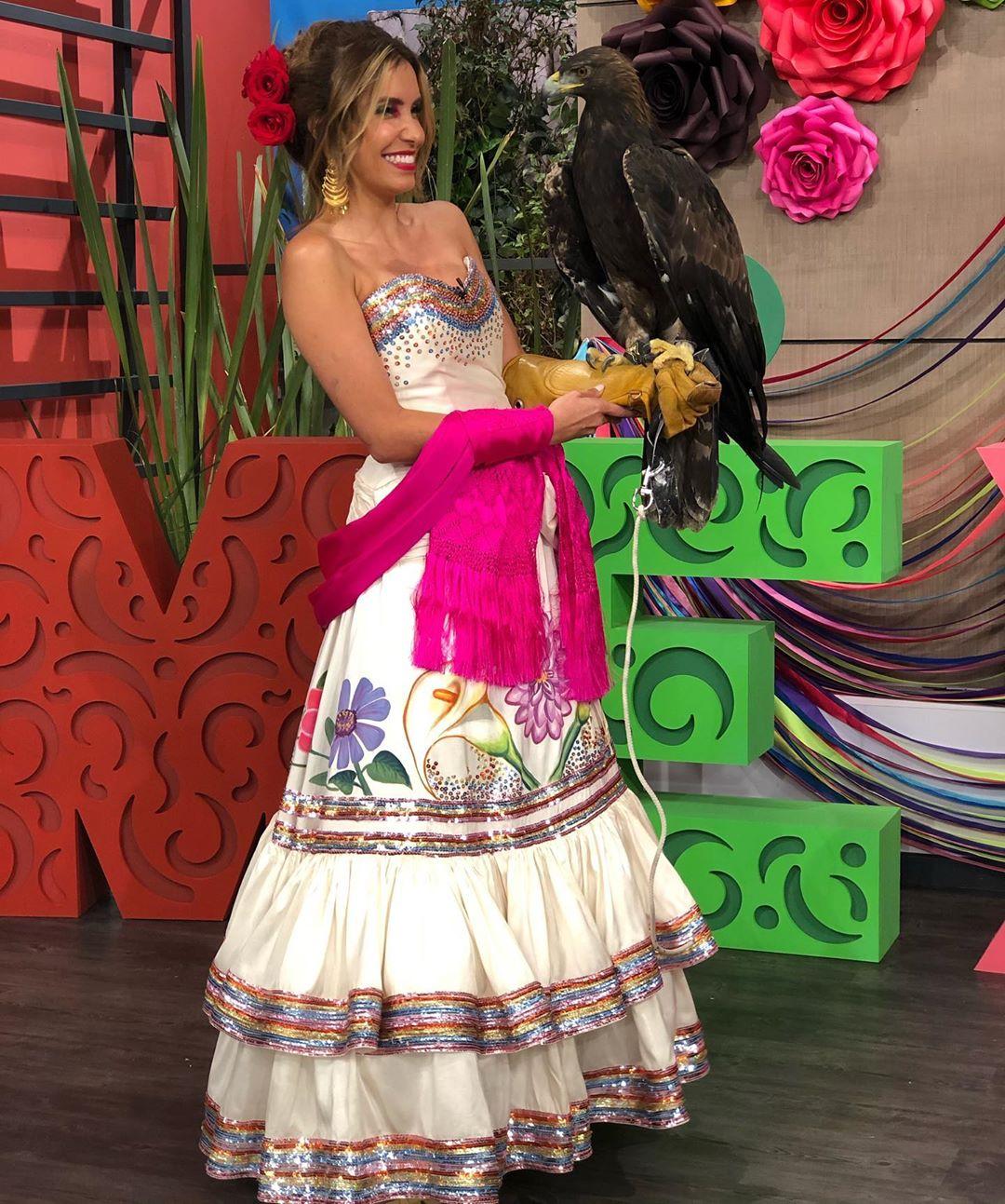 Andrea Escalona Hoy