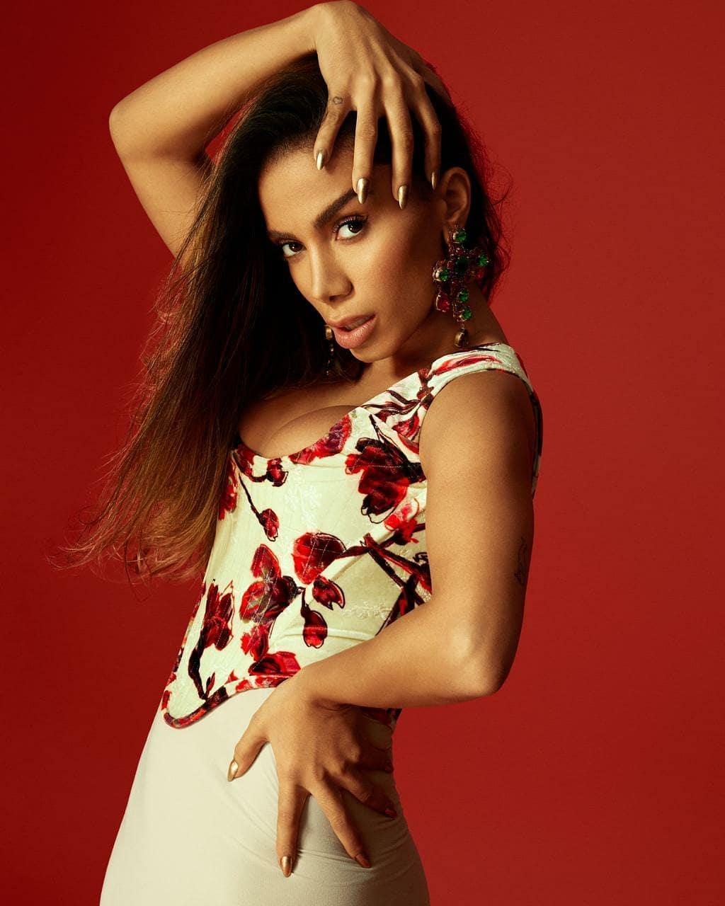 Anitta celebrará su éxito