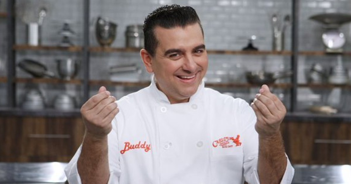 Buddy Valastro de 'Cake Boss', sufre terrible accidente