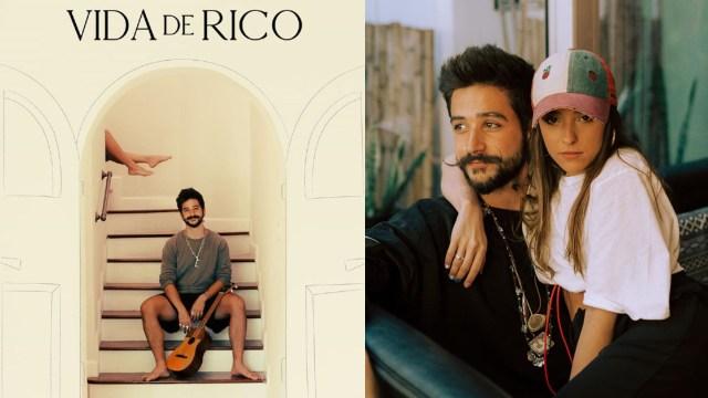 Camilo Evaluna Vida de Rico