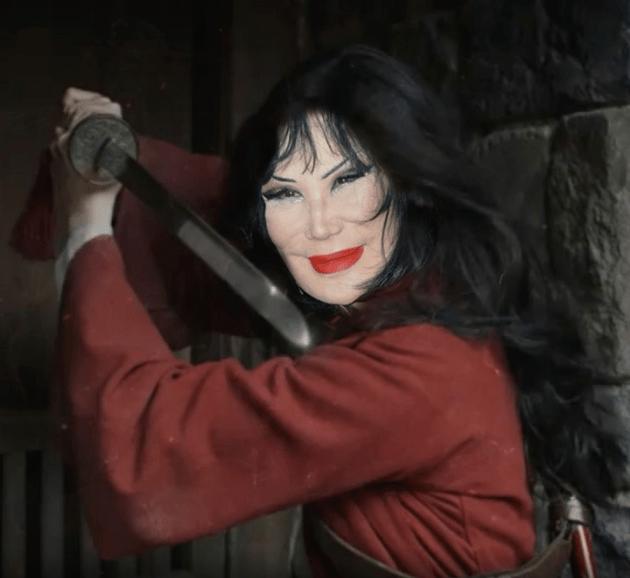 Lyn May nos sorprende con su propia version Live Action de Mulan