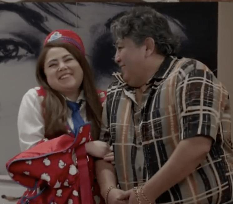 """Martina de """"Una Familia de Diez"""" presenta a su nuevo novio, """"El Romibebé"""""""