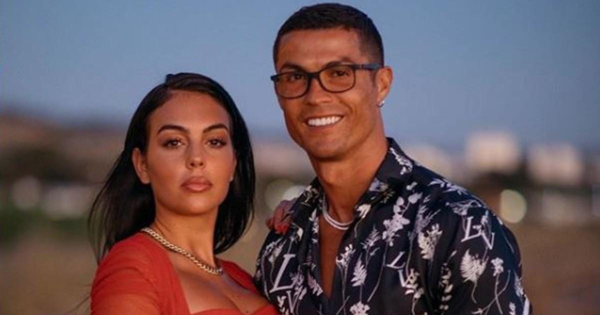 Cristiano Ronaldo le da anillo a Georgina Rodríguez