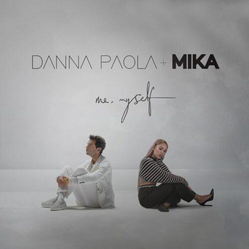 Danna Paola lanza la canción Me, Myself junto a Mika