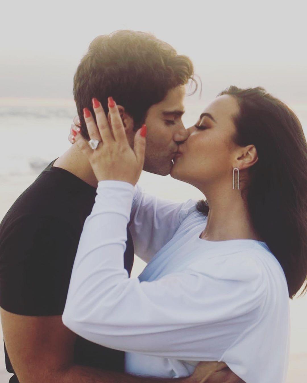 Demi Lovato Comprometida
