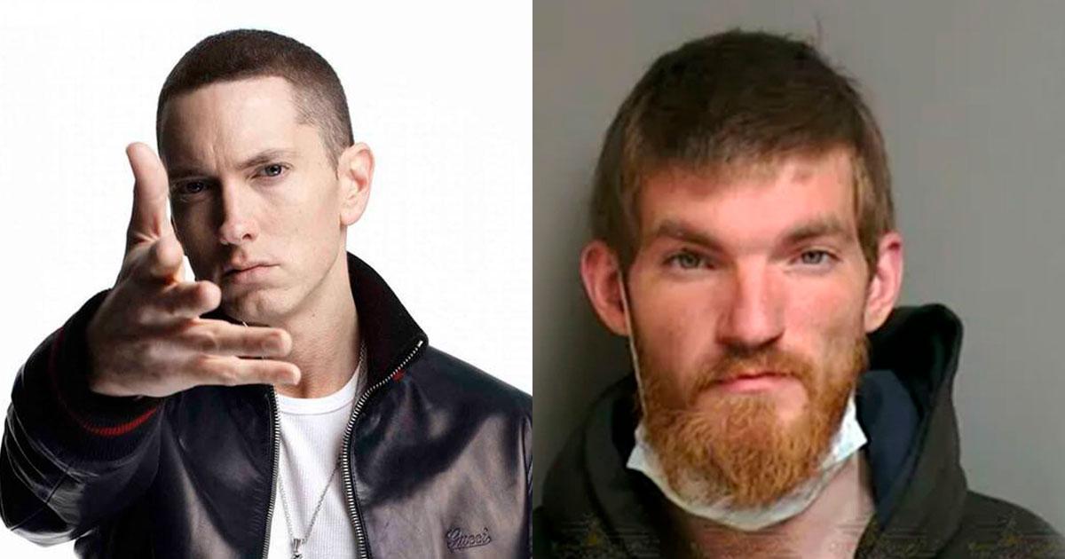Eminem es amenazado de muerte en su propia casa
