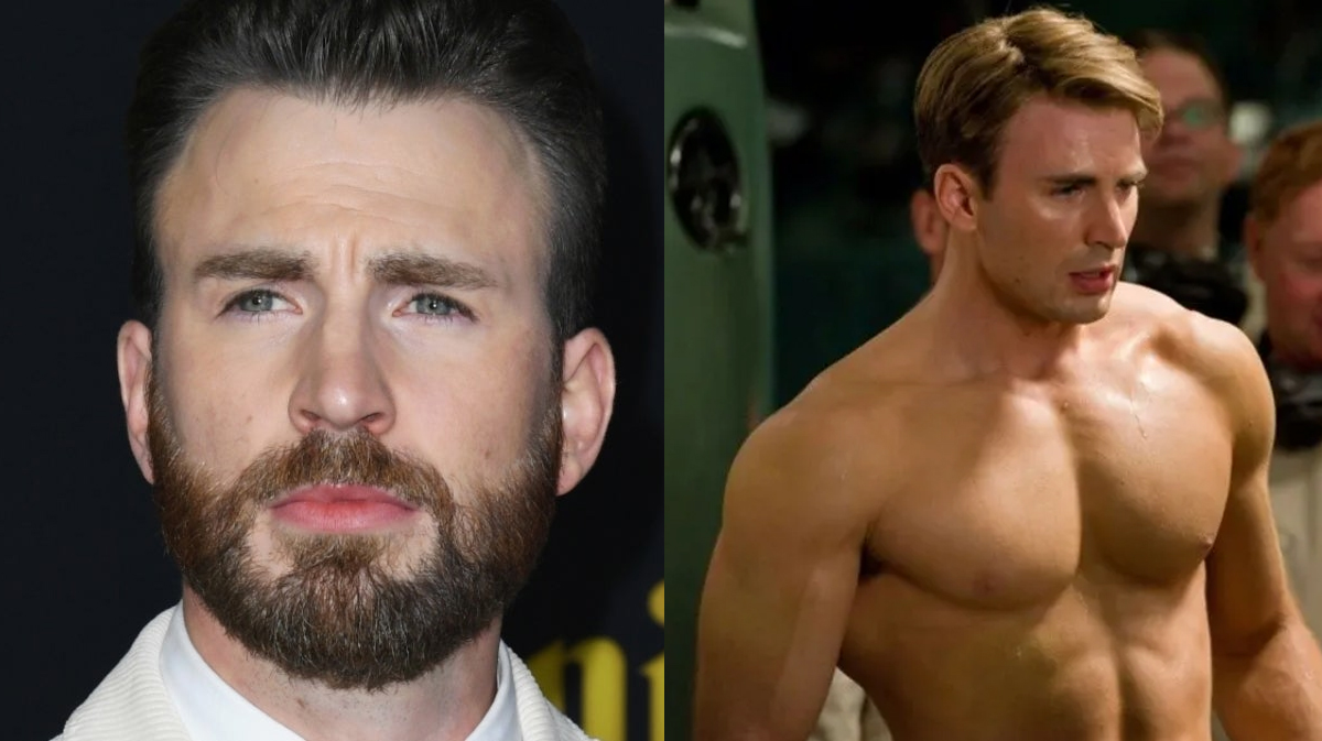 "Chris evans compartió su ""pack"" de fotos por error e Internet lo defiende"