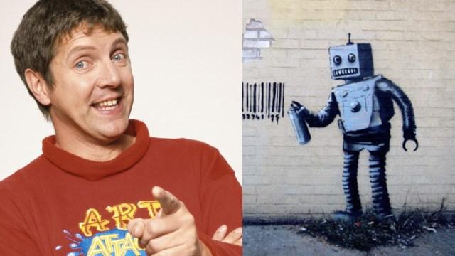 Neil Buchanan Es Banksy Teoría