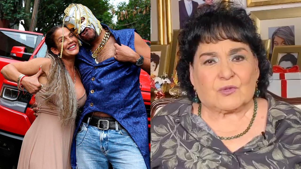 Niurka y el Escorpión Dorado contra Carmen Salinas