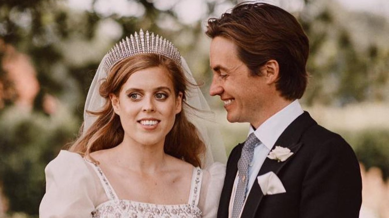 Princesa Eugenia y Jack Brooksbank presumen embarazo