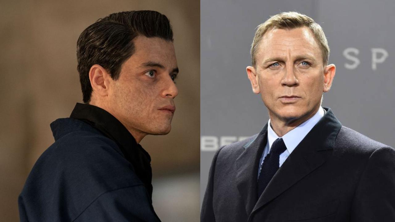 Rami Malek Villano James Bond