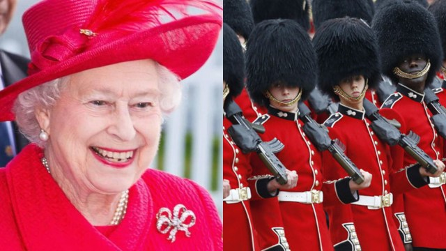 Reina Isabel Guardias Prisión