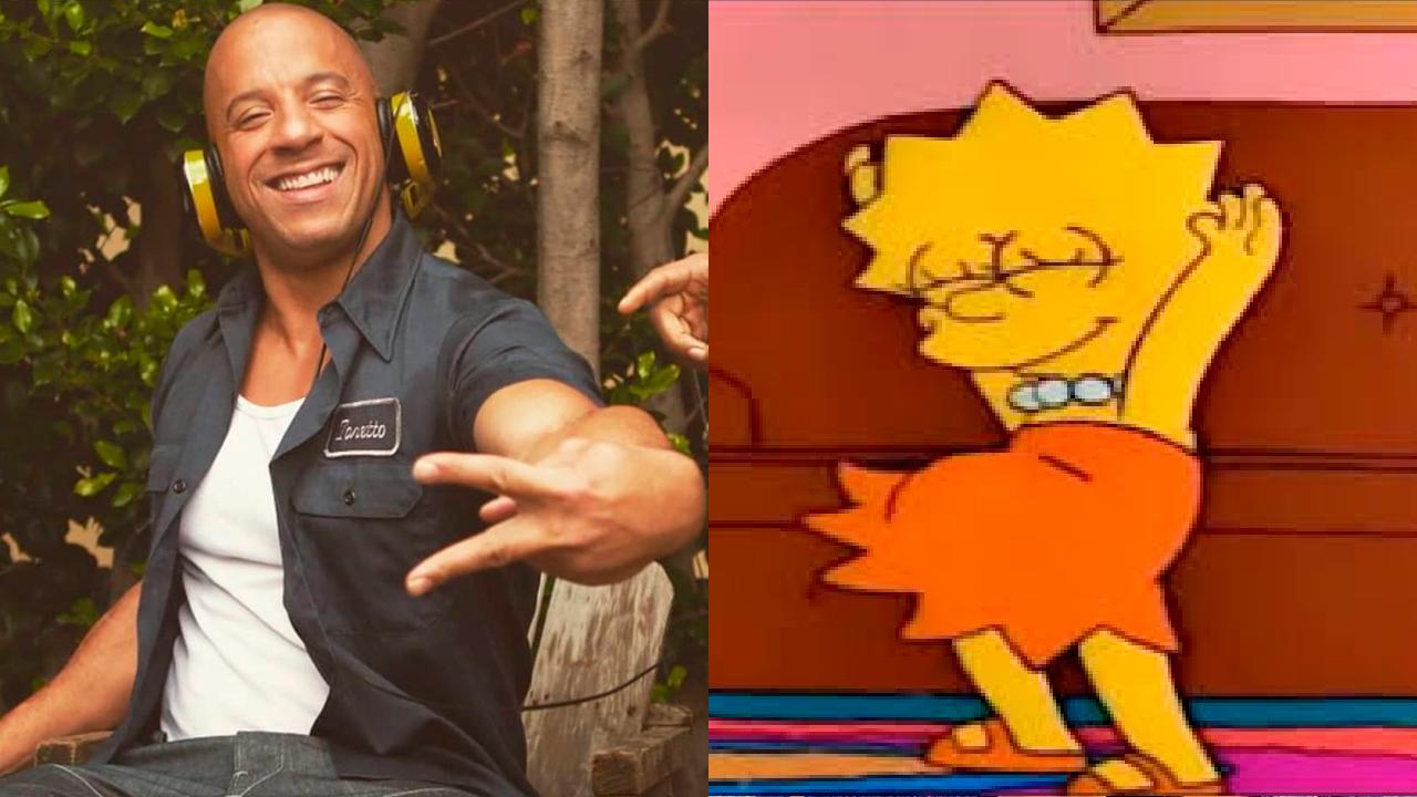 Vin Diesel saca nueva canción y Lisa bailando de felicidad