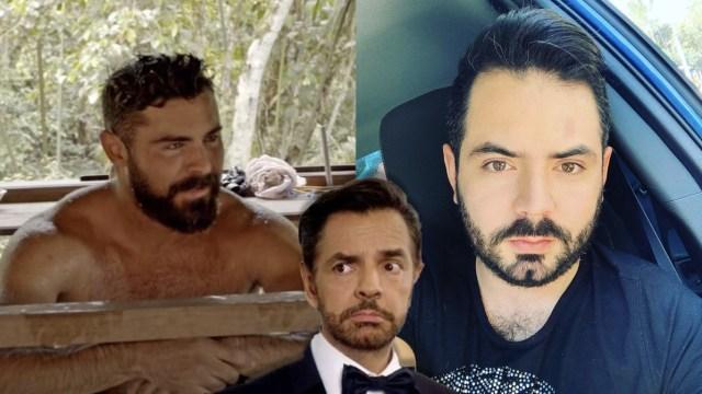 Eugenio Derbez compara a Zac Efron con José Eduardo Derbez