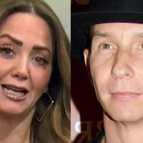 Andrea Legarreta revela que casi se separa de Erik Rubin por borracho