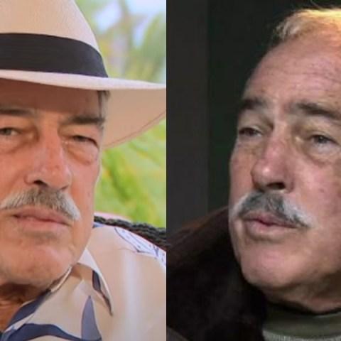 Andrés García revela que quiere morir dormido o en un duelo a muerte