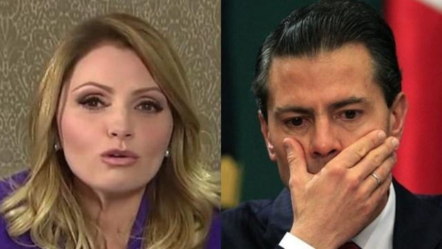 Angélica Rivera cobró millones por casarse con Enrique Peña Nieto