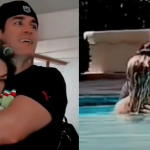Aracely Arámbula y David Zepeda levantan sospechas de que son pareja