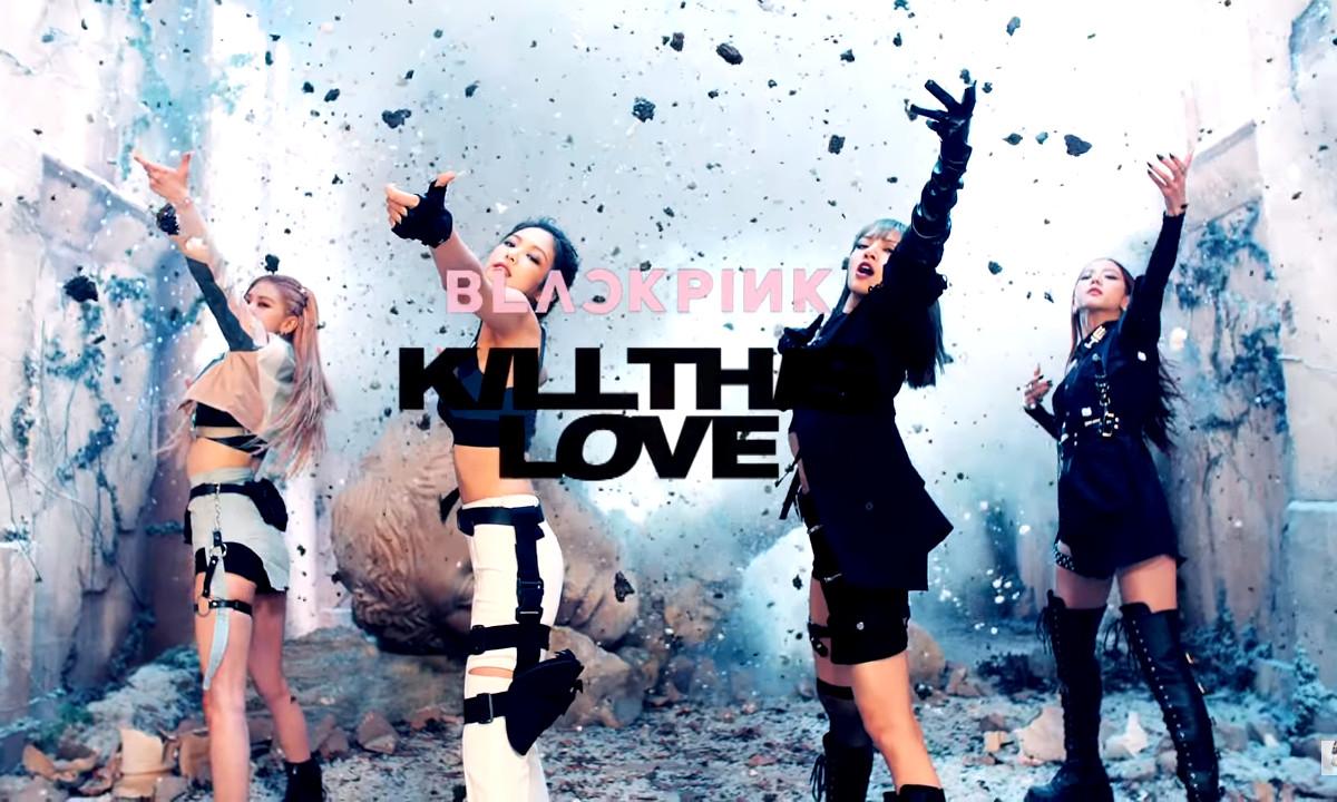 """""""Kill this love"""" de Black Pink alcanza los mil millones de vistas"""