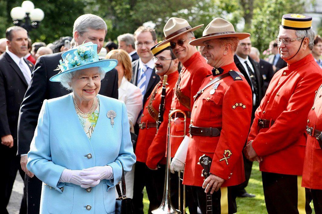 Guardias Reina Isabel