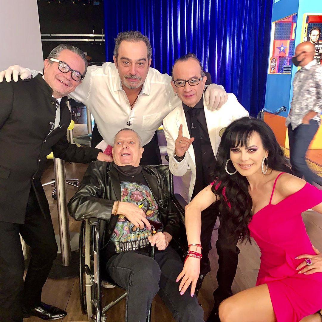 César Bono revela de qué está enfermo tras aparecer en silla de ruedas