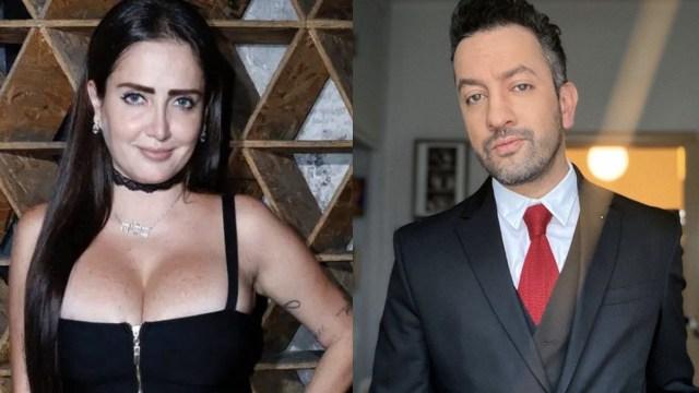 Celia Lora se le aventó a Chumel Torres en Twitter directito y sin escalas