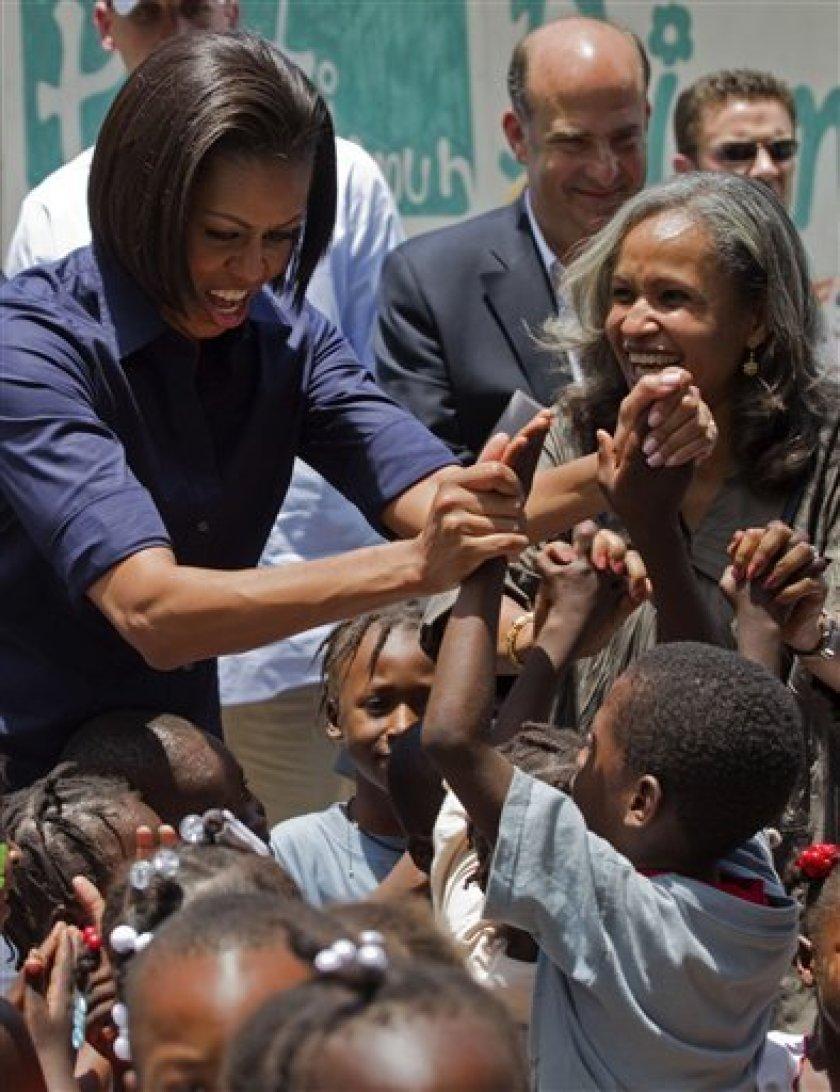 Michelle manda un conmovedor mensaje a su esposo Barack Obama