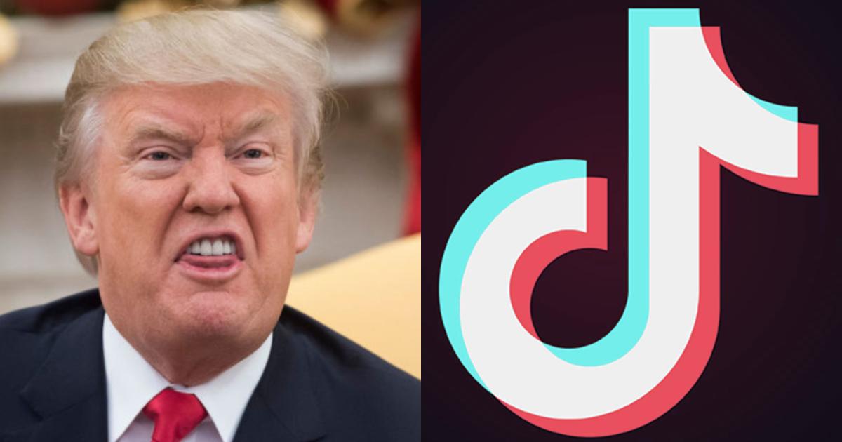 Donald Trump prohíbe TikTok en Estados Unidos