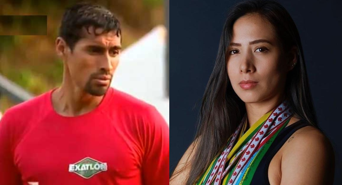 Exigen sacar de 'Exatlón' al Pato Araujo tras insultar a Cecilia Álvarez