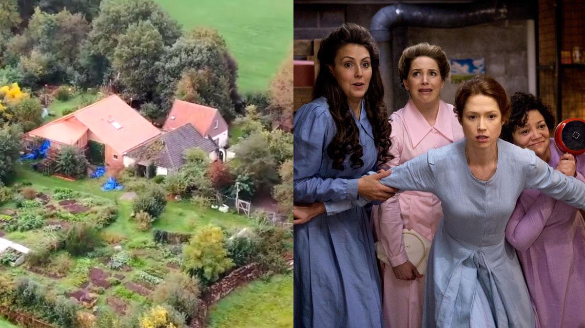 """Familia es encontrada luego de esperar el """"fin del mundo"""" en su sótano por 9 años"""