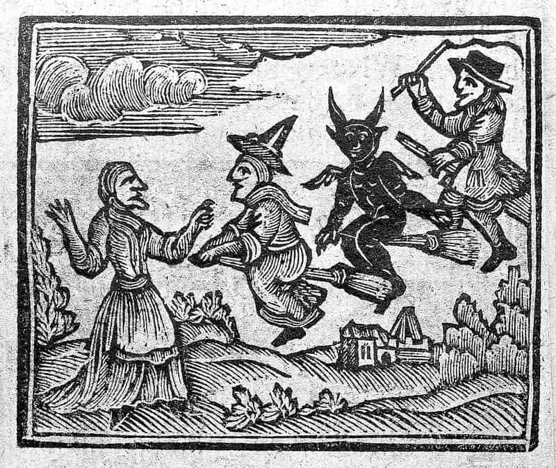 Brujas en la Antigüedad