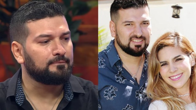 Hija de Américo Garza y Karla Luna descubre su traición con Panini y escribe carta