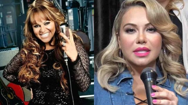 Jenni Rivera manda mensaje a Chiquis Rivera