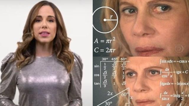 Se burlan de Lady Matemáticas por no saber multiplicar, pero es falso el video
