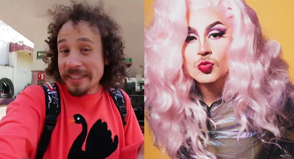 Luisito Comunica se viste de Drag Queen luego de ser llamado machista