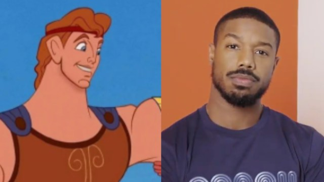 Michael B. Jordan podría ser Hércules en Live Action de Disney