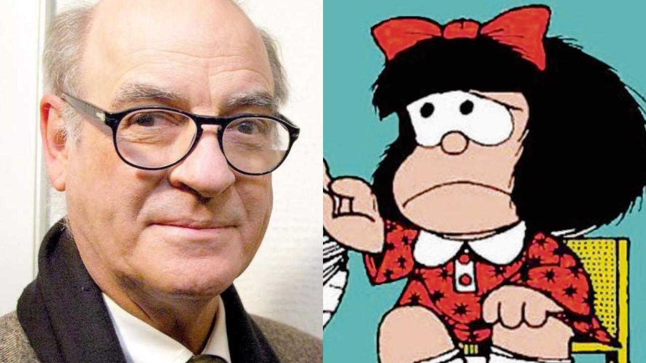Muere Quino, creador de 'Mafalda', a los 88 años de edad