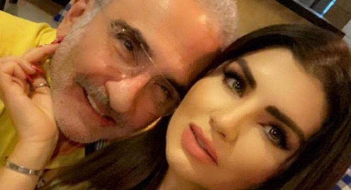 Captan a novia de Vicente Fernández Jr. haciéndole twerking y los critican