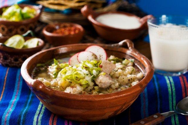 El origen del pozole mexicano hecho con carne humana