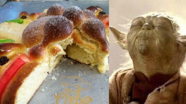 Roscamuerta: fusionan la rosca de reyes y el pan de muerto para más placer