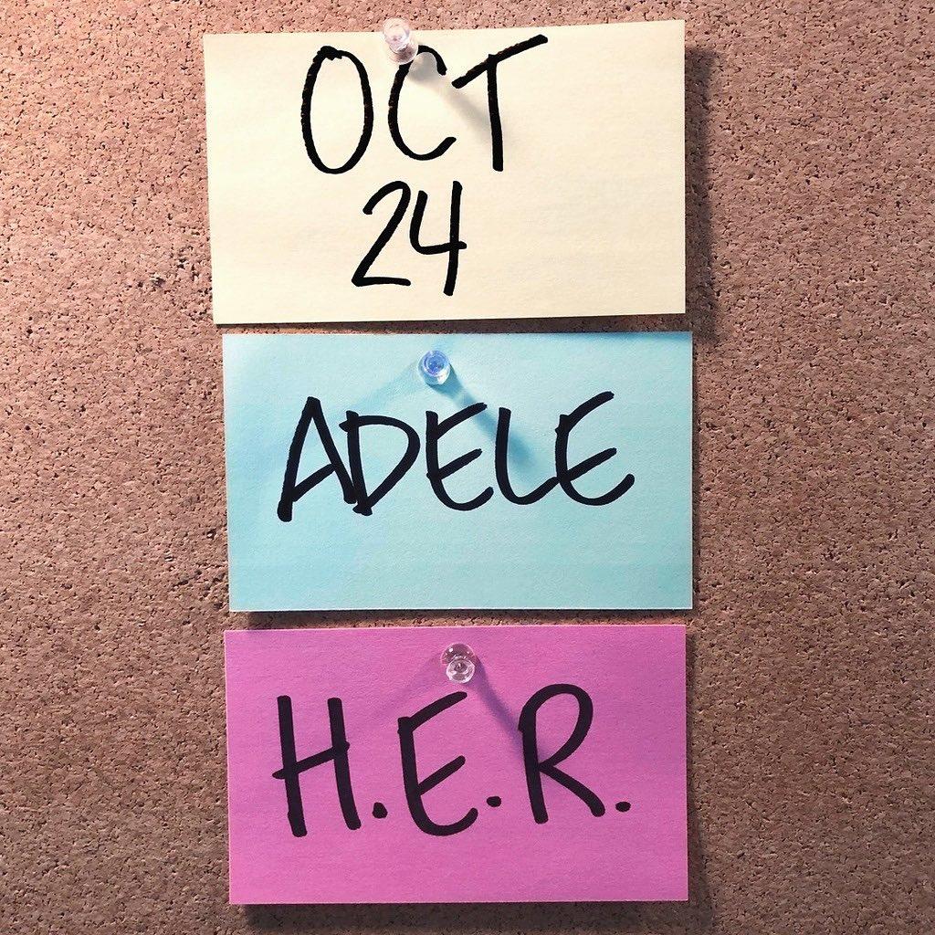 Adele anuncia su regreso
