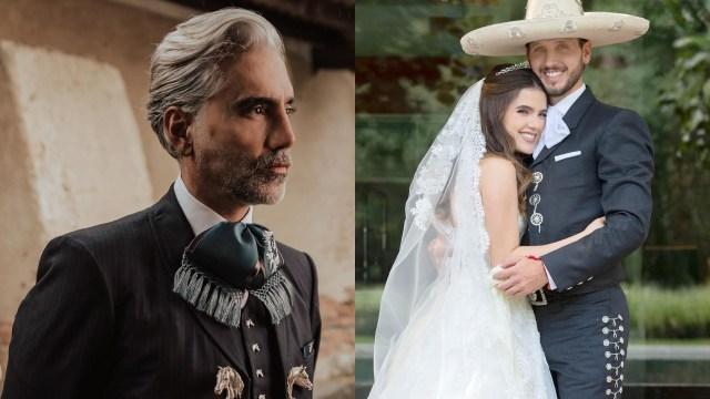 Alejandro Fernandez queria aplazar la boda de Camila