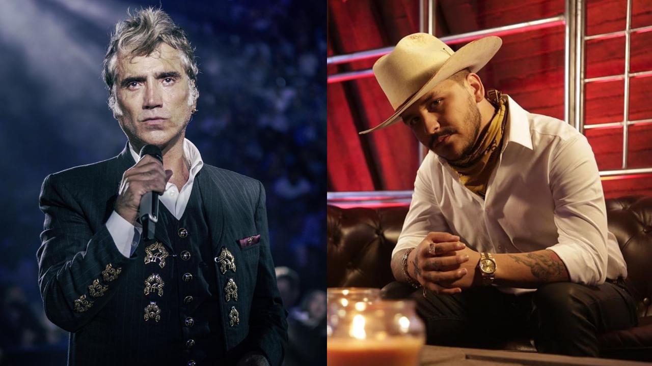 Alejandro Fernández y Nodal estrenan colaboración