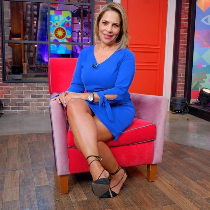 Ana Maria Alvarado esta hospitalizada