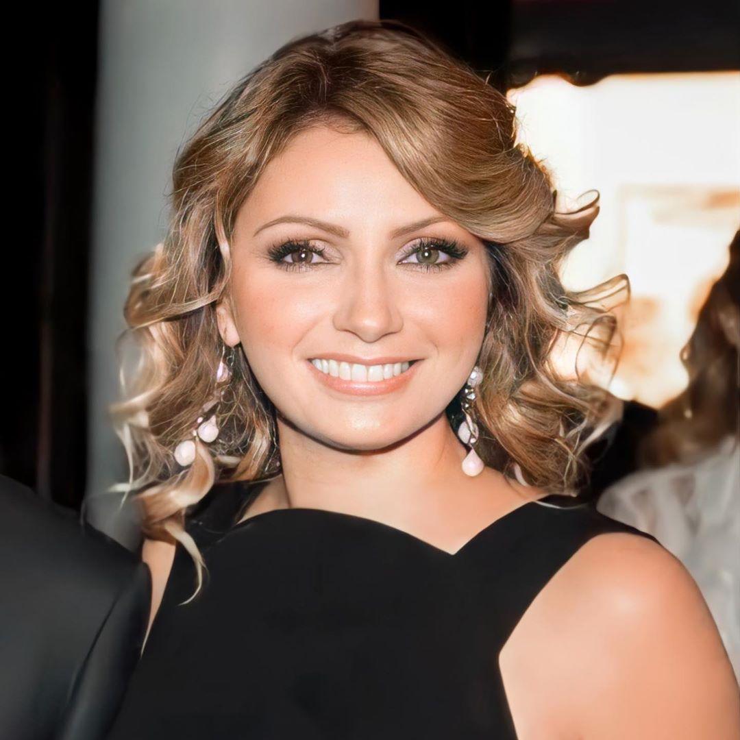 Angélica Rivera vuelve a Televisa