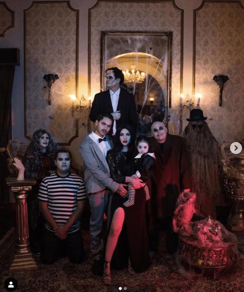 10 famosos que ya lucieron su disfraz de Halloween
